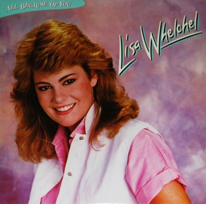 Lisa Whelchel - All Because Of You (1984) CD 10
