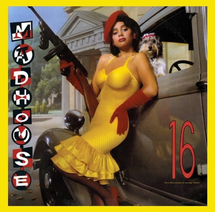 Madhouse - 16 (EXPANDED EDITION) (1987) CD 8