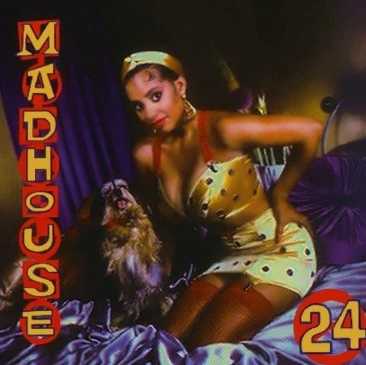 Madhouse - 24 ('88 EDITION) (1988) CD 8