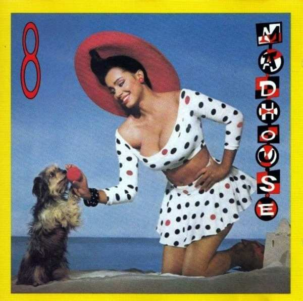 Madhouse - 8 (EXPANDED EDITION) (1987) CD 1