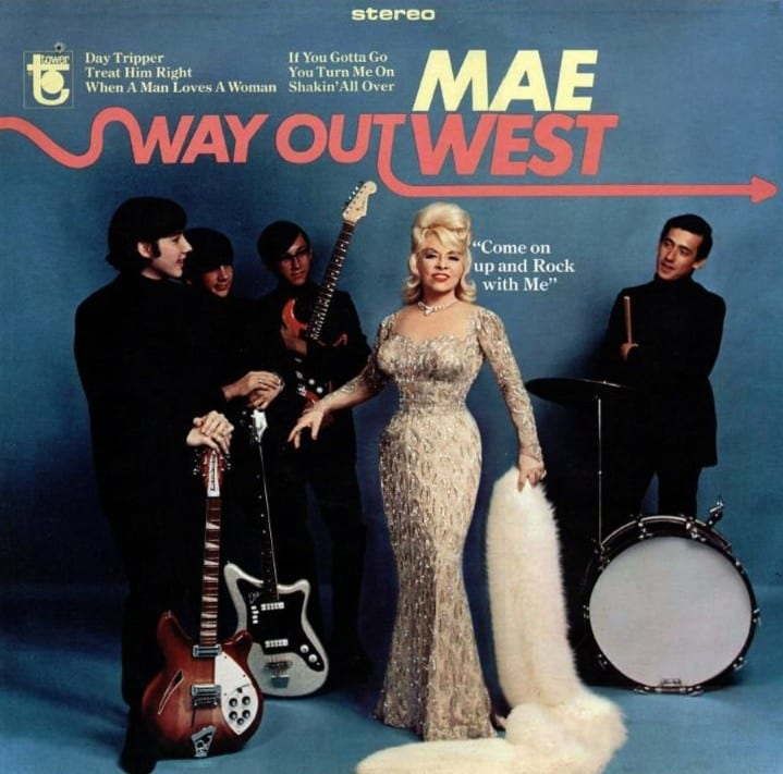 Mae West - Way Out West (EXPANDED EDITION) (1966) CD 11