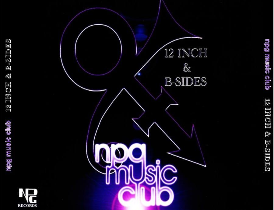 NPG (New Power Generation) Music Club - 12 Inch & B-Sides (2007) 4 CD SET 13