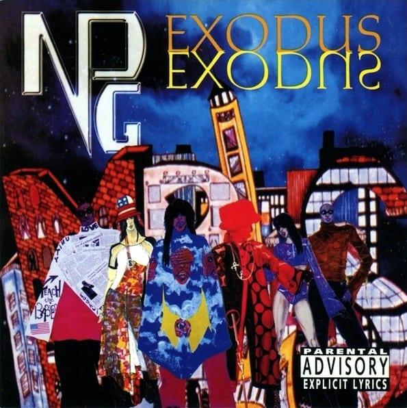 New Power Generation (Prince) - Exodus (1995) CD 7