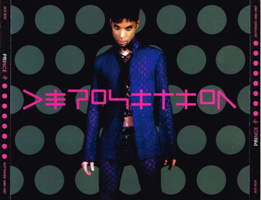 Prince - Deposition (Demos and Outtakes 1985-1997) (1997) 3 CD SET 10