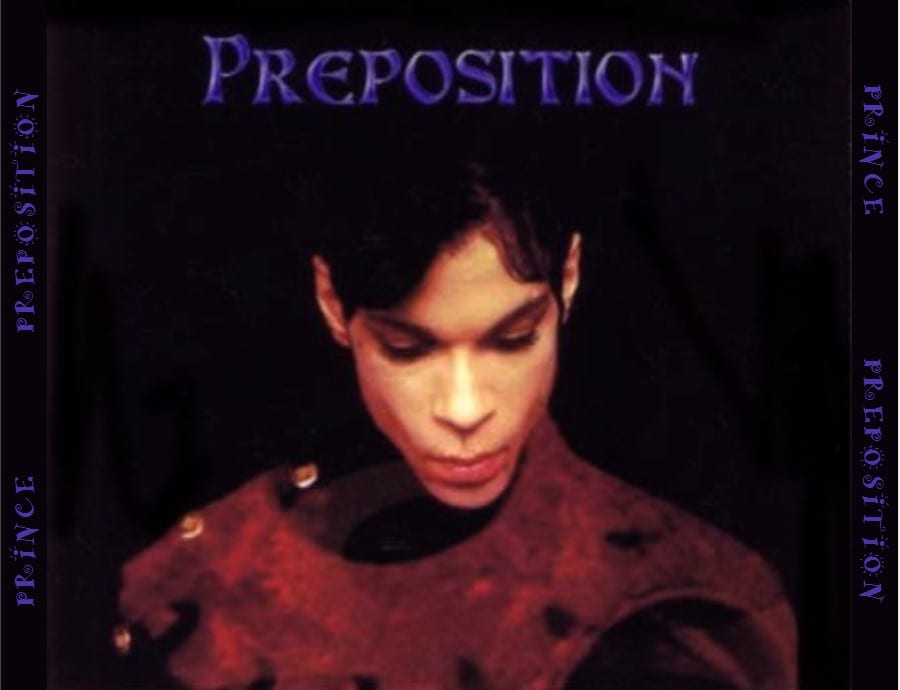 Prince - Preposition (Demo's & Outtakes) (2013) 4 CD SET 8