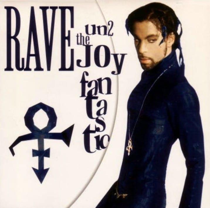Prince - Rave Un2 The Joy Fantastic (1999) CD 9