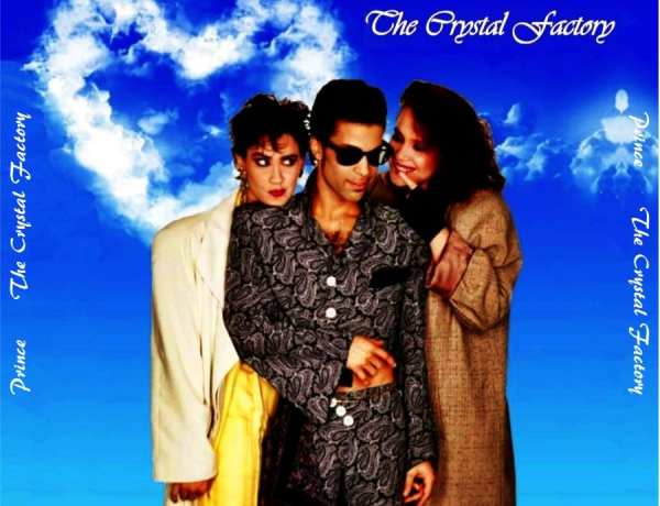 Prince - The Crystal Factory (Dream Factory / Crystal Ball / Camille 4Ever) (1987) 3 CD SET 1