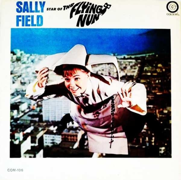 Sally Field Star Of The Flying Nun - Original Soundtrack (1967) CD 1