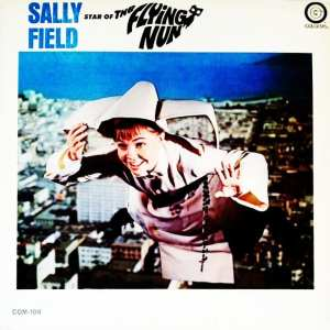 Sally Field Star Of The Flying Nun - Original Soundtrack (1967) CD 6
