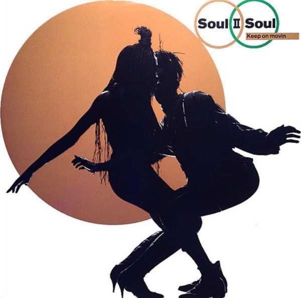 Soul II Soul (Feat. Caron Wheeler) - Keep On Movin' (THE REMIXES) (1989) 2 CD SET 1