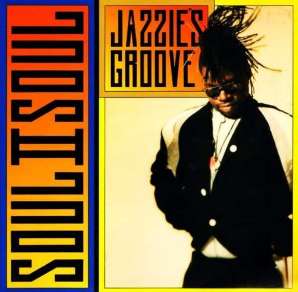 Soul II Soul - Jazzie's Groove (THE REMIXES) (1989) CD 1