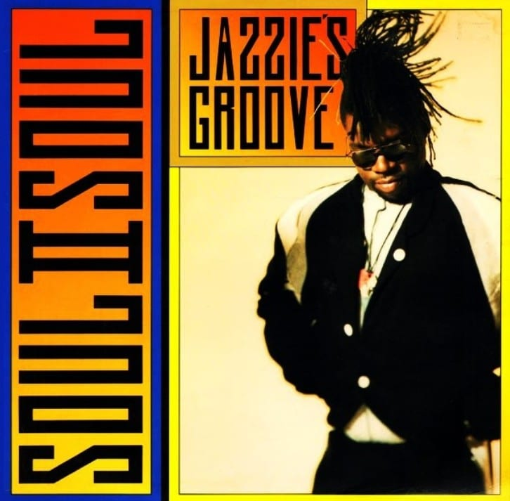 Soul II Soul - Jazzie's Groove (THE REMIXES) (1989) CD 9