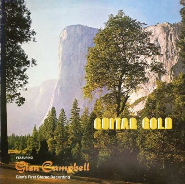 Stan Capps And His Piano Feat. Glen Campbell - Guitar Gold (1968) CD 1