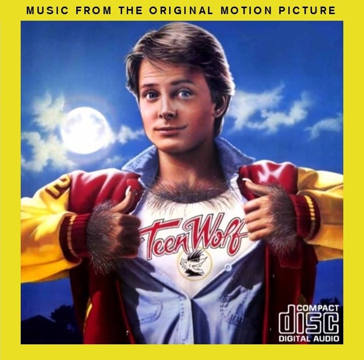 Teen Wolf - Original  Soundtrack (EXPANDED EDITION) (1985) CD 11