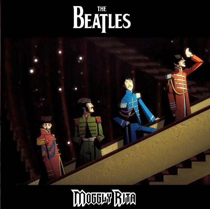 The Beatles - Moggly Rita (2011) CD 9