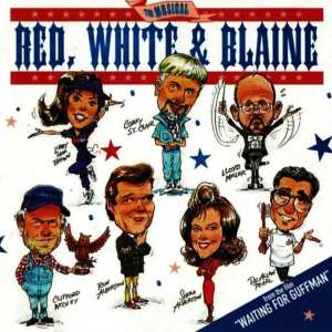 The Musical Red, White And Blaine (Waiting For Guffman) Original Soundtrack (PROMO ONLY) (1996) CD 7