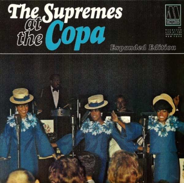 The Supremes - At the Copa (EXPANDED EDITION) (1965 / 2012) 2 CD SET 1