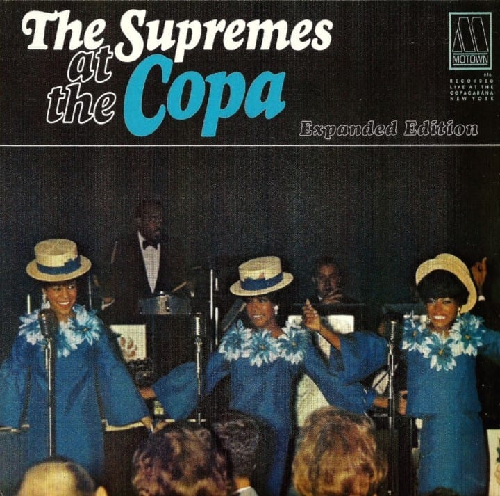The Supremes - At the Copa (EXPANDED EDITION) (1965 / 2012) 2 CD SET 7