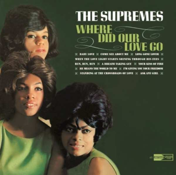 The Supremes - Where Did Our Love Go (EXPANDED EDITION) (1964) 2 CD SET 1