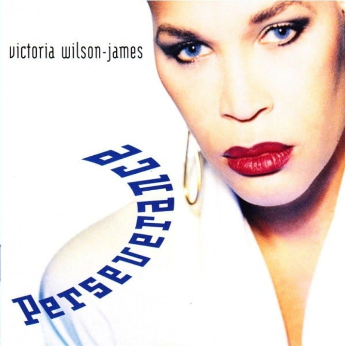 Victoria Wilson-James - Perseverance (EXPANDED EDITION) (1991) CD 6