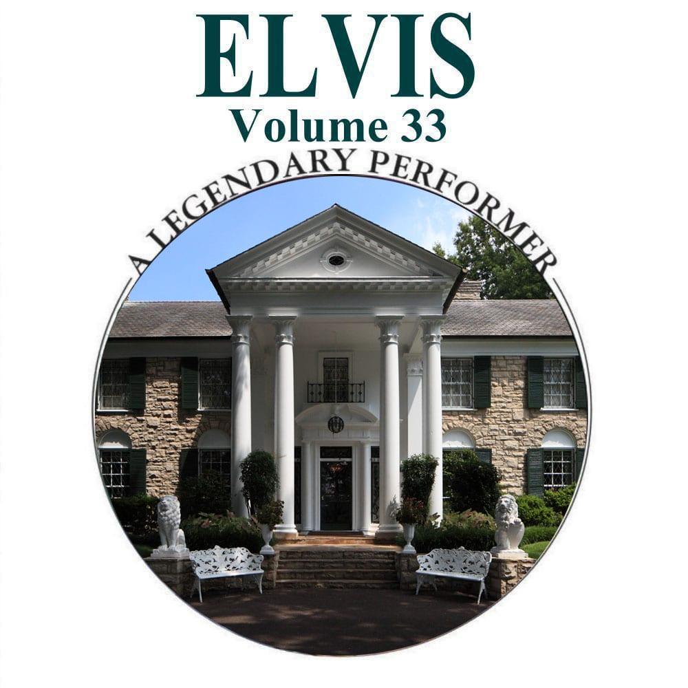 Elvis Presley - A Legendary Performer, Vol. 33 (2014) CD 10
