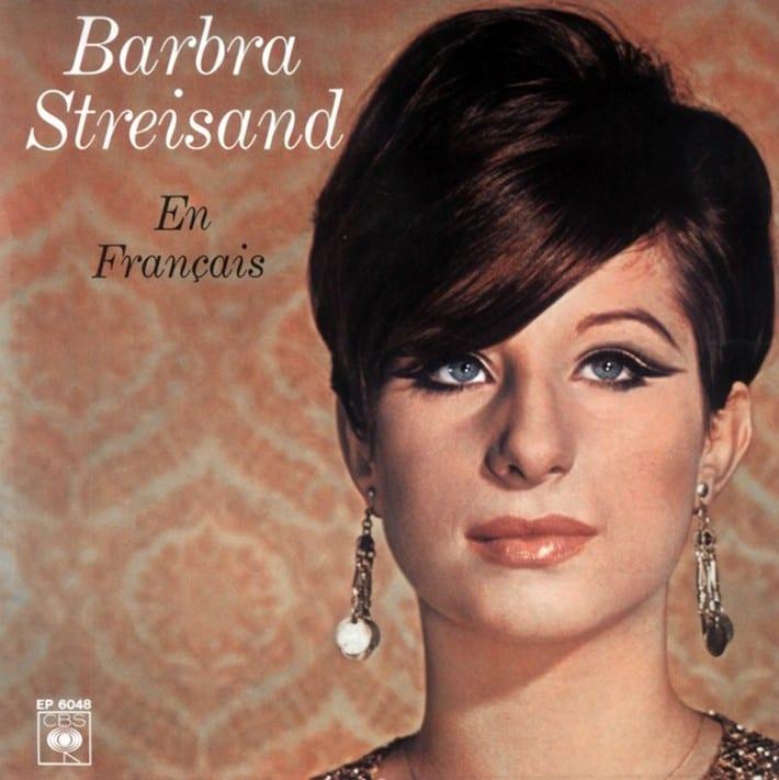 Barbra Streisand - En Français (1966) CD 6