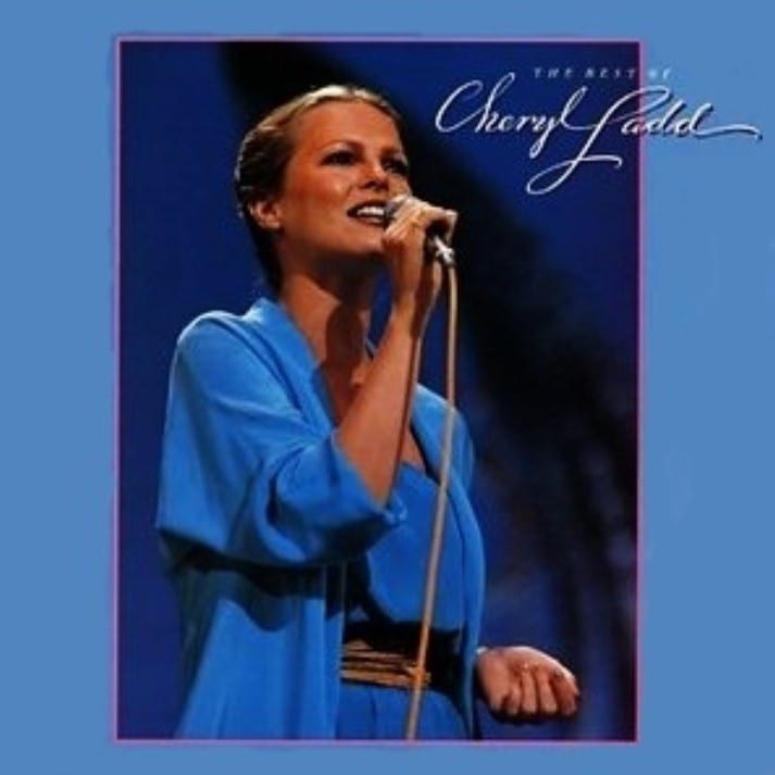 Cheryl Ladd - The Best Of Cheryl Ladd + You Make It Beautiful EP (1980 / 1982) CD 6