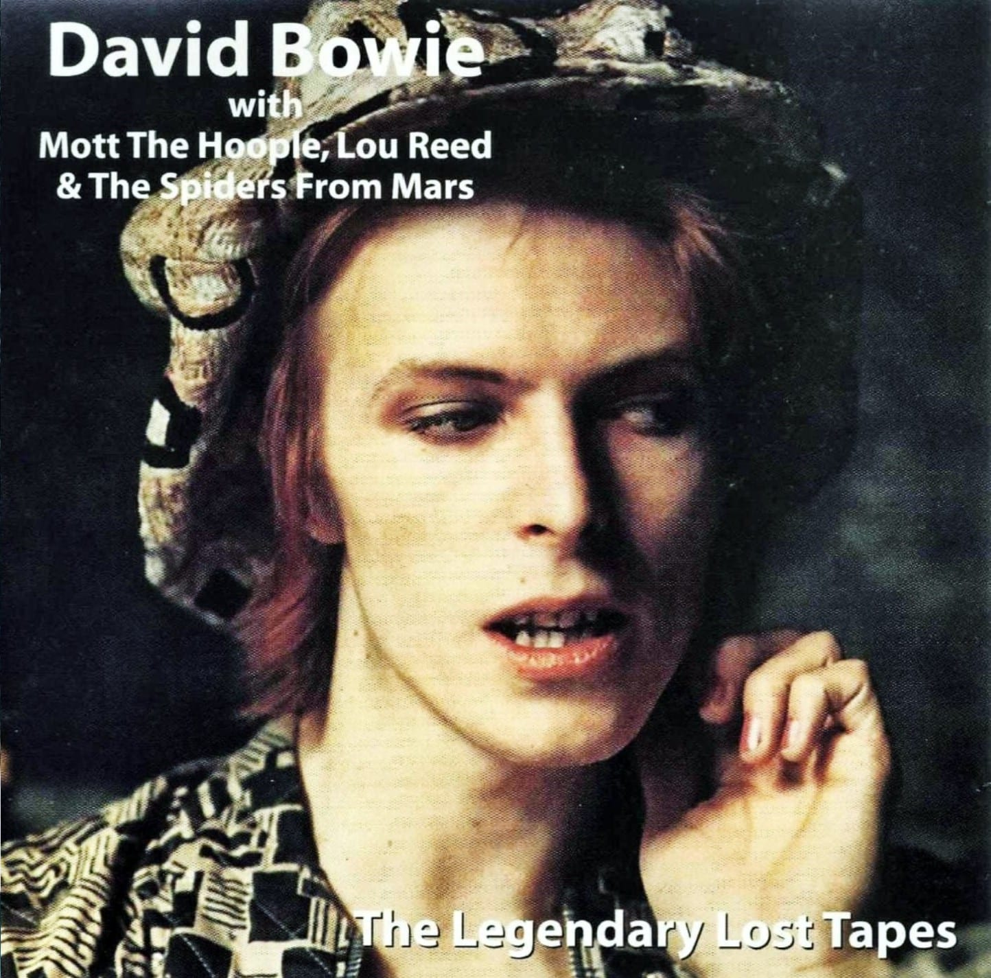 David Bowie - Legendary Lost Tapes (1973) CD 9