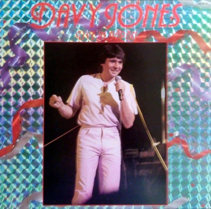 Davy Jones - Live In Japan (1981) CD 10