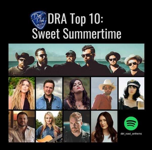 Various Artists – Dirt Road Anthems: Sweet Summertime (2020) CD 1