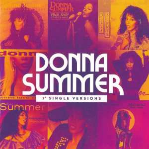 "Donna Summer - 7"" Single Versions (2020) 2 CD SET 42"