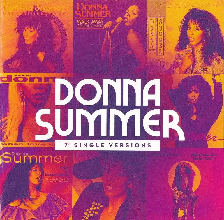 "Donna Summer - 7"" Single Versions (2020) 2 CD SET 11"