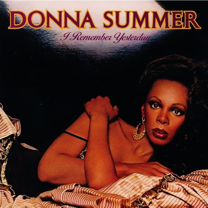 Donna Summer - I Remember Yesterday (EXPANDED EDITION) (1977) CD 10