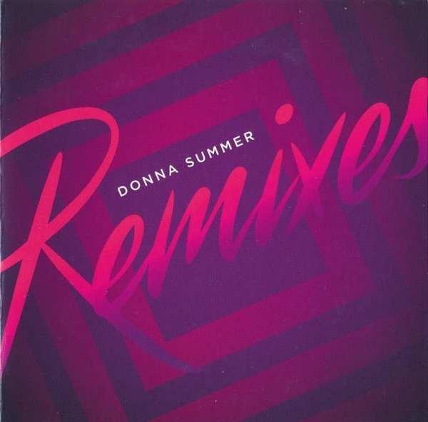 Donna Summer - Remixes (2020) 2 CD SET 1
