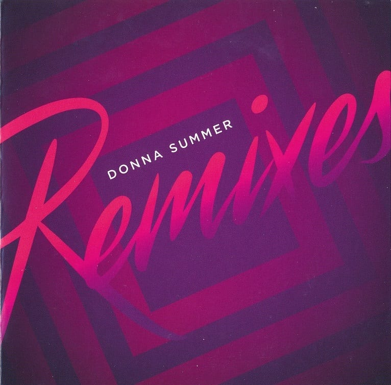 Donna Summer - Remixes (2020) 2 CD SET 10