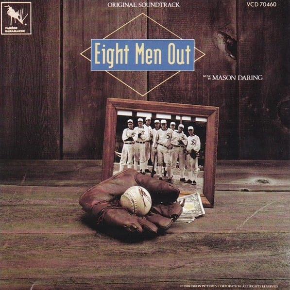 Eight Men Out - Original Soundtrack (1988) CD 6
