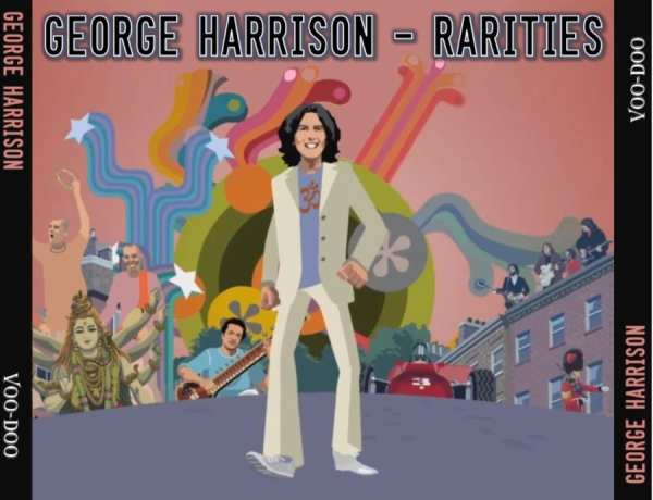 George Harrison - George Harrison Rarities (2014) 3 CD SET 1