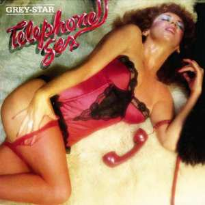 Grey-Star ‎- Telephone Sex (Ruby Jones) (Ruby Starr) (1981) CD 72