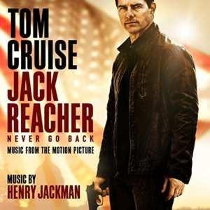 Jack Reacher Never Go Back - Original Soundtrack (2016) CD 41