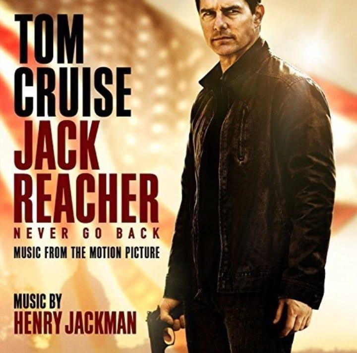 Jack Reacher Never Go Back - Original Soundtrack (2016) CD 9