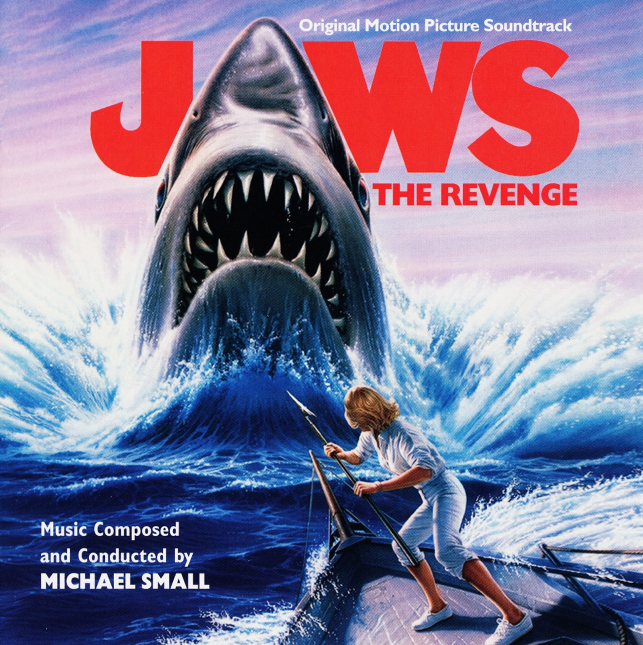 Jaws: The Revenge - Original Motion Picture Soundtrack (COMPLETE SCORE) (1997 / 2015) CD 6