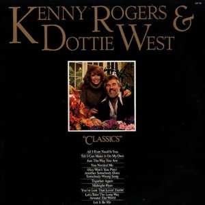 Kenny Rogers & Dottie West - Classics (1979) CD 1