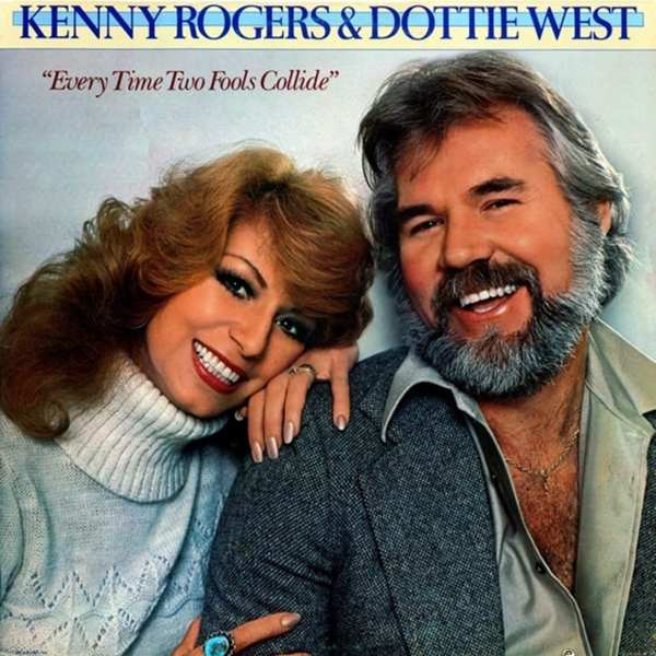 Kenny Rogers & Dottie West - Every Time Two Fools Collide (CANADA VERSION) (1993) CD 1