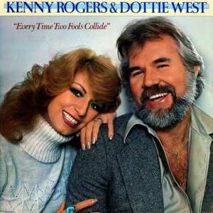 Kenny Rogers & Dottie West - Every Time Two Fools Collide (CANADA VERSION) (1993) CD 75