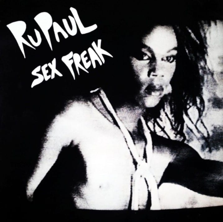 RuPaul - Sex Freak (EXPANDED EDITION) (1985) CD 6