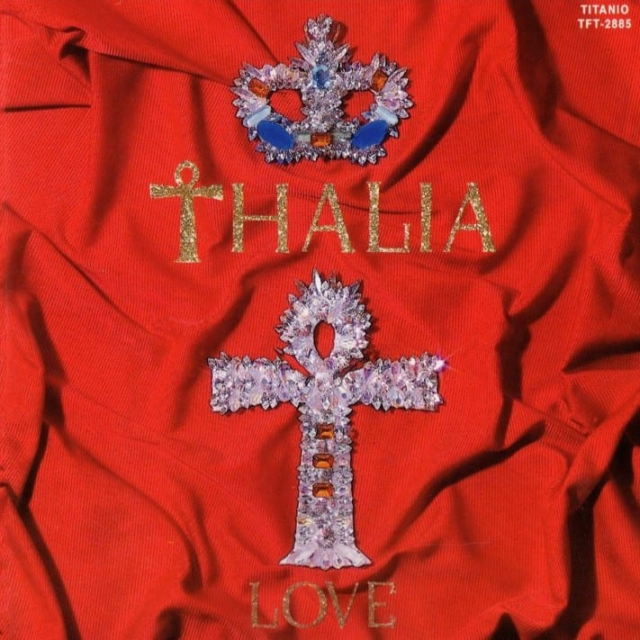 Thalía - Love (EXPANDED EDITION) (1992) CD 7