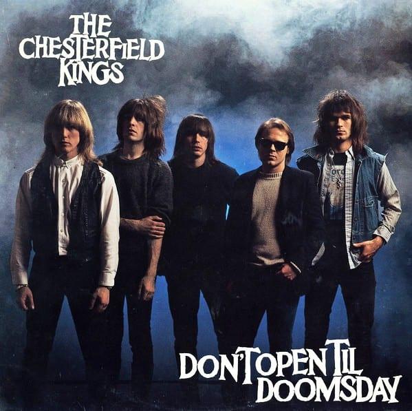 The Chesterfield Kings - Don't Open Til Doomsday (1987) CD 8