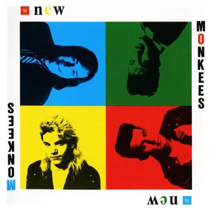 The New Monkees - The New Monkees (EXPANDED EDITION) (1987) CD 11