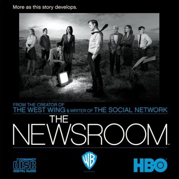 The Newsroom - Original Soundtrack (2015) CD 5