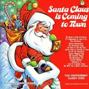 The Peppermint Kandy Kids - Santa Claus Is Coming To Town (1972) CD 31